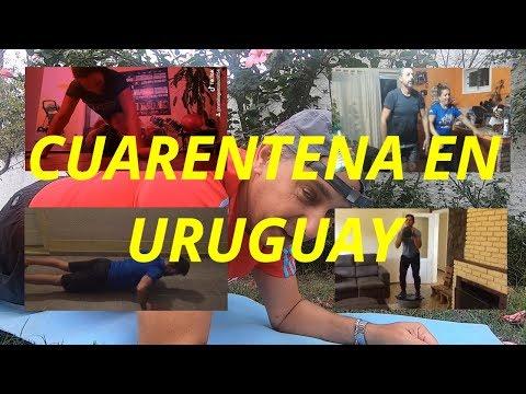Mi cuarentena en Uruguay. Fredy Viajero 👍😀