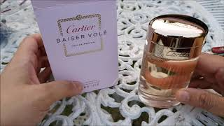 Cartier Baiser Vole Eu De Parfum.. Ladies Perfume.
