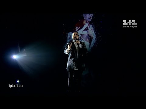 "D.Axelrod – ""Who wants to live forever/Show must go on/We will rock you"" – The Voice of Ukraine 9"