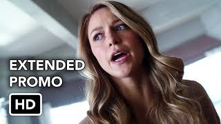 """Supergirl 3x10 Extended Promo """"Legion of Superheroes"""" (HD) Season 3 Episode 10 Extended Promo"""