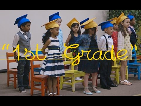 Heaven Graduates Kindergarten