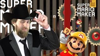 Chuck Norris' Training Regimen   How The Student Becomes the Master [SUPER MARIO MAKER]