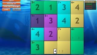 Everyday Genius: SquareLogic Gameplay HD