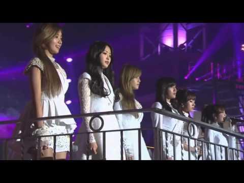 [HD Live] 141221 A Pink - LUV (Acoustic Ver) @ 2014 SBS Gayo Daejun