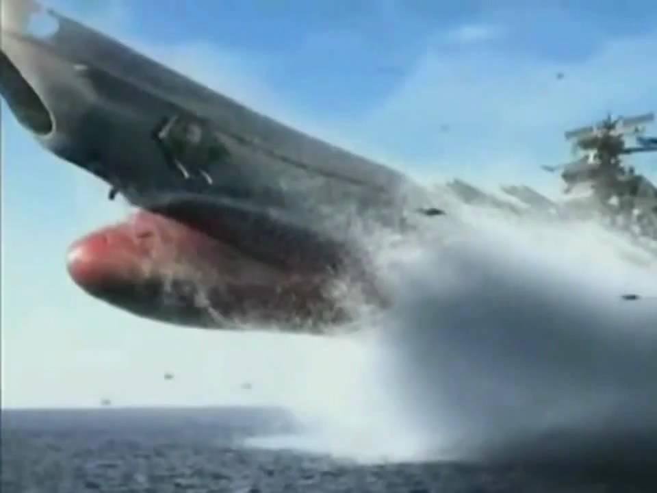 Megurine Luka in CR Space Battleship Yamato English ...