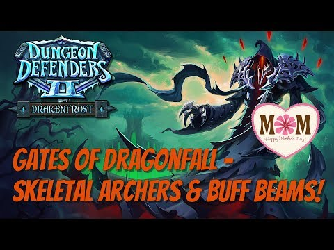 DD2 Buffed Archers! Mother's Day & Birthday Stream Today!