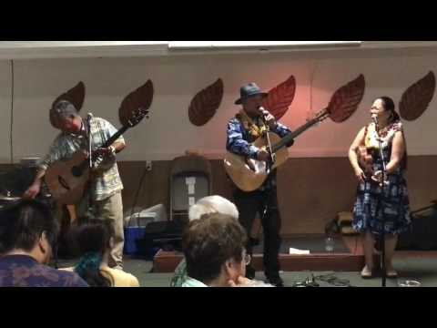 Koʻolua Hana Hou concert in Kailua on May 18th, 2017