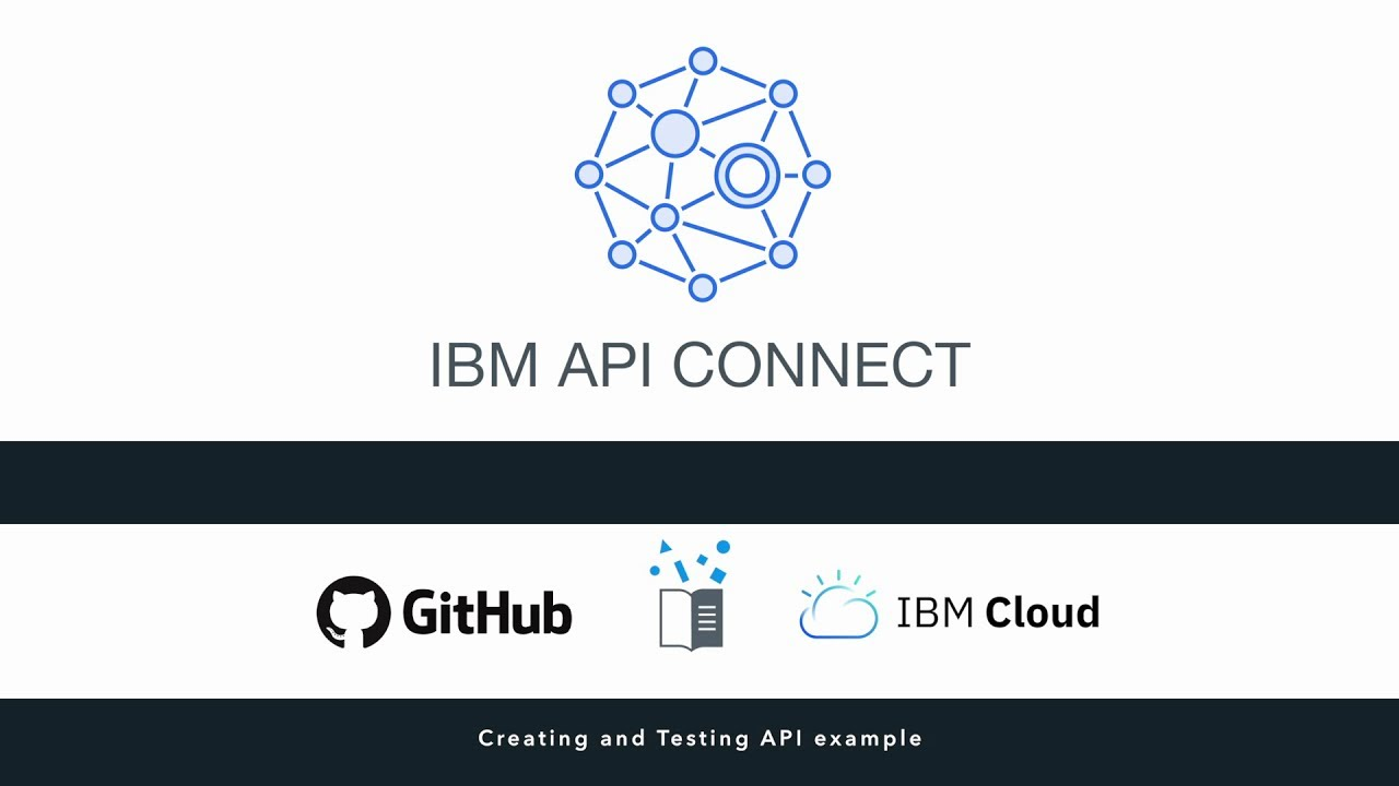 How to draft new APIs with IBM API Connect