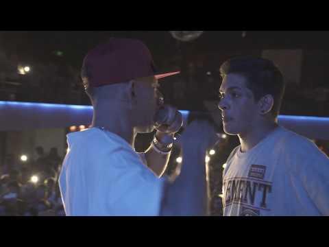 Klan vs Dtoke - La Corona del Sur - Camet Rap Day