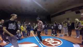 Catch The Groove Final battle muži // Fero vs. Lukáš