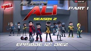 Gambar cover (Vietsub) Ejen Ali Season 2 Episode 12 Part 1 - Mission: Diez