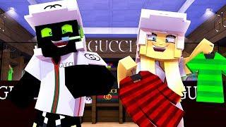 WIR ARBEITEN bei GUCCI?! - Minecraft [Deutsch/HD]