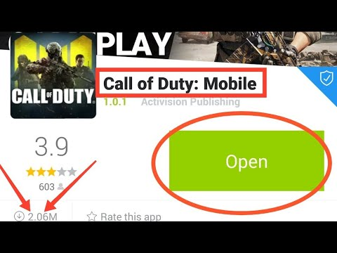 How To Download Call Of Duty Mobile   Without Play Store   Full Game File With Prove By ZuboTheGamer