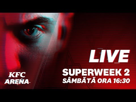 KFC Arena Superweek - ANG + JAXI | REDFEAR Vs KNOCKOUT