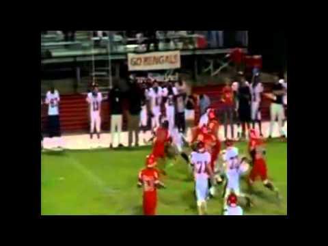 QB football 2008 schaeffer