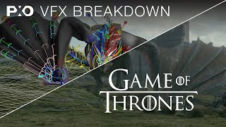 GAME OF THRONES - Season 7: VFX Breakdown - Creating Worlds And Creatures | PIXOMONDO