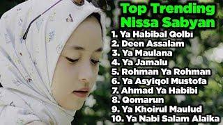 Nissa Sabyan Full Album 2018 - Lagu Sholawat Terbaru 2018 - Ya Habibal Qolbi