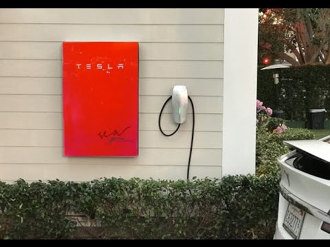 My Free Tesla Powerwall 2.0. A sincere Thanks to all the fans.