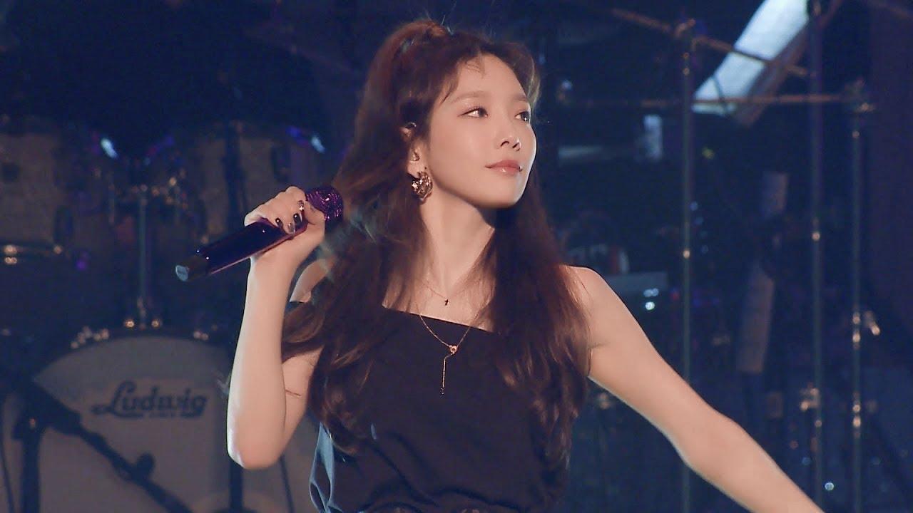 TAEYEON 태연 '사계 (Four Seasons)' Concert Ver. @'s…one TAEYEON CONCERT