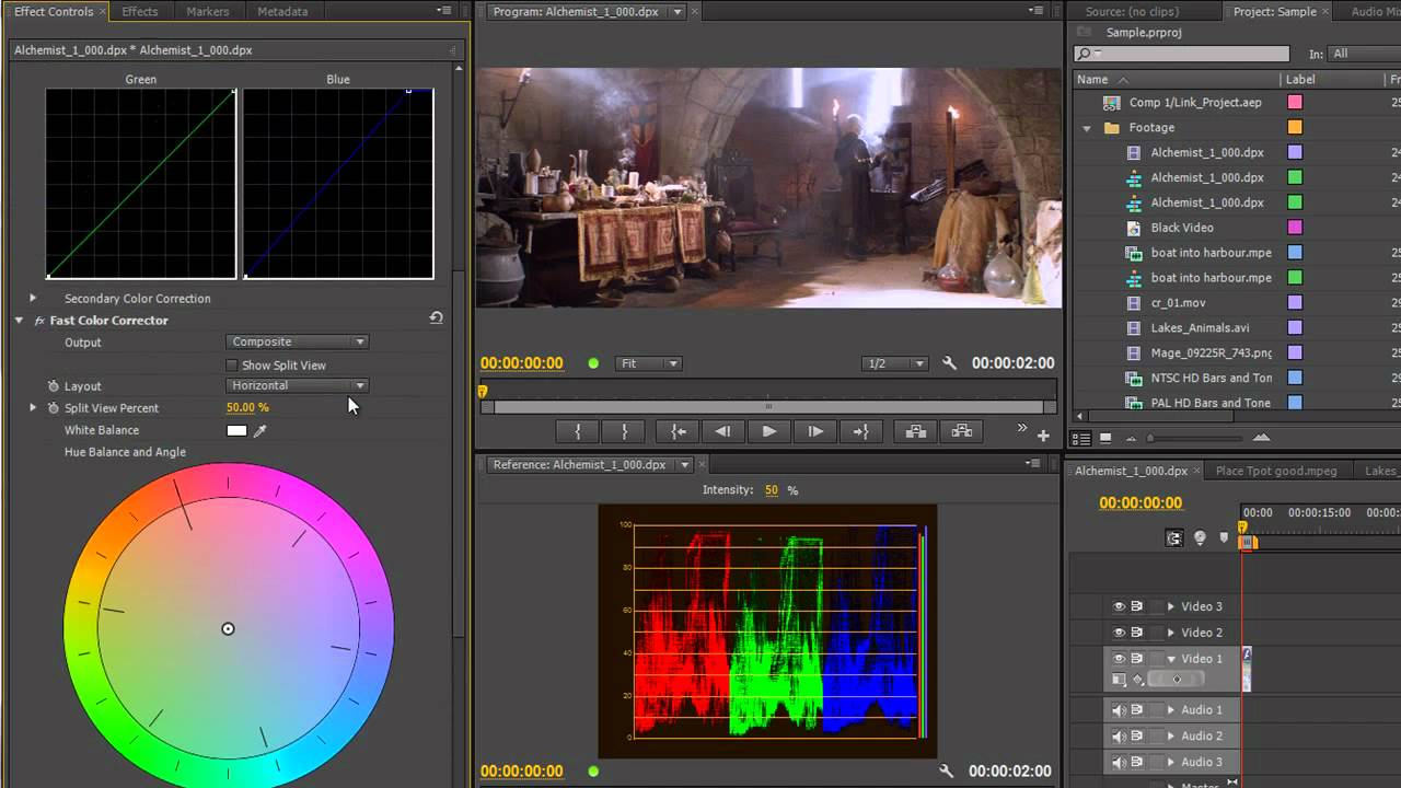 Color Correction Premiere Pro Cs6 | Irfandiawhite co
