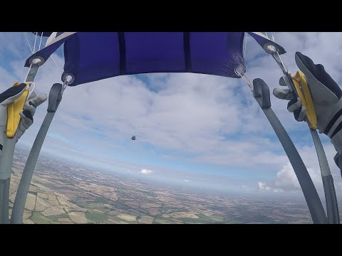 Skydiving - UFO (Unidentified Falling Object)