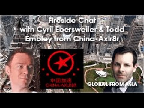 China-Axlr8r Accelerator Program Fireside Chat