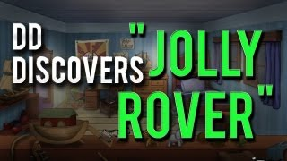 """DD Discovers → """"Jolly Rover"""""""