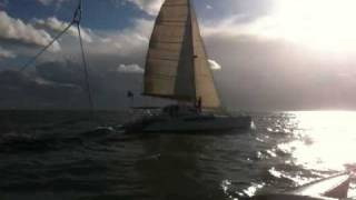 sailing catamaran outremer 40 1