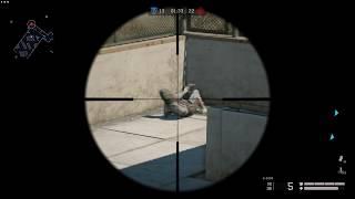 Knocked-Down AFK Bot | Warface