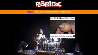 roblox site of the offline