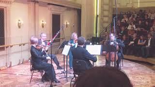 Antonin Reicha. Quintet for Basson and String  II.Lento:arioso. Антонин Рейха