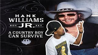 Download [ REACTION ] Hank Williams Jr - Country Boy Can Survive & Dinosaur‼ He's Incredible‼ Mp3 and Videos