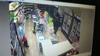 Ограбление магазина в Иркутском районе
