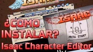 Isaac Character Editor v8.5.1 para Afterbirth+: Descargar e Instalar, última versión