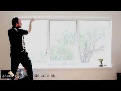 How to Remove Your Old Roller Blinds by Tip Top Blinds Melbourne