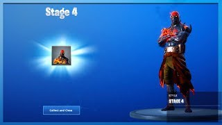 STAGE 4 PRISONER SKIN UPGRADED! STAGE 4 LOCATION FOUND! (FORTNITE BATTLE ROYALE)
