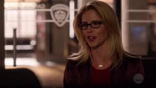 Olicity 7.05 - Part 3 Felicity Recruiting Dinah to Help Oliver