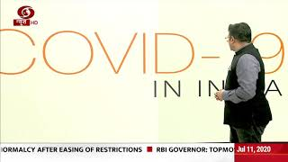 COVID-19 Situation in India