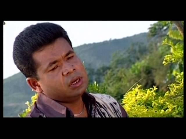 Aj Jhor Hobe (?? ?? ???) by Monir Khan | Atanar Jibon Album | Bangla Video Song