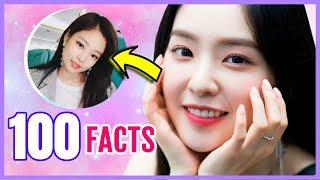 100 FACTS YOU NEED TO KNOW ABOUT RED VELVET IRENE