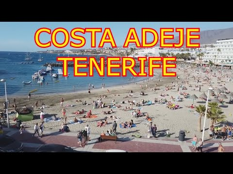 ❤️ Costa Adeje Tenerife Spain 2019