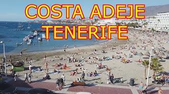 ❤️ Costa Adeje Tenerife Spain 2019