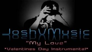 "Slow Jam Mix Download Free /  Original  RnB Slow Jam Beat - ""My Love"" (Valentines Day Instrumental)"