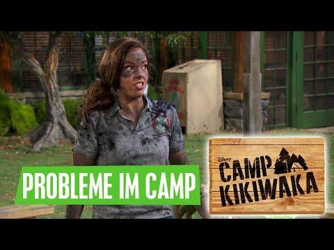 CAMP KIKIWAKA - Clip: Probleme Im Camp | Disney Channel