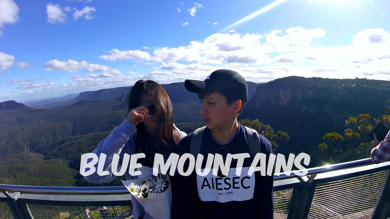 3 Days in the Blue Mountains | SYDNEY TRAVEL VLOG