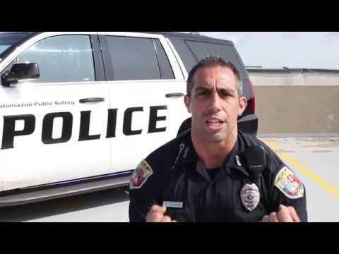 Kalamazoo Public Safety Lip Sync Challenge