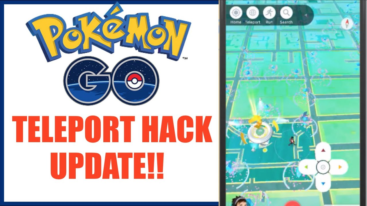 POKEMON GO TELEPORT HACK IS DOWN!! UPDATE!! - YouTube