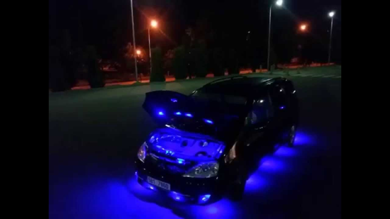 ford galaxy vr6 volf tuning led youtube. Black Bedroom Furniture Sets. Home Design Ideas