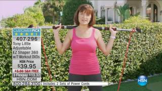 HSN | Healthy Innovations featuring Tony Little Fitness 08.29.2016 - 01 PM