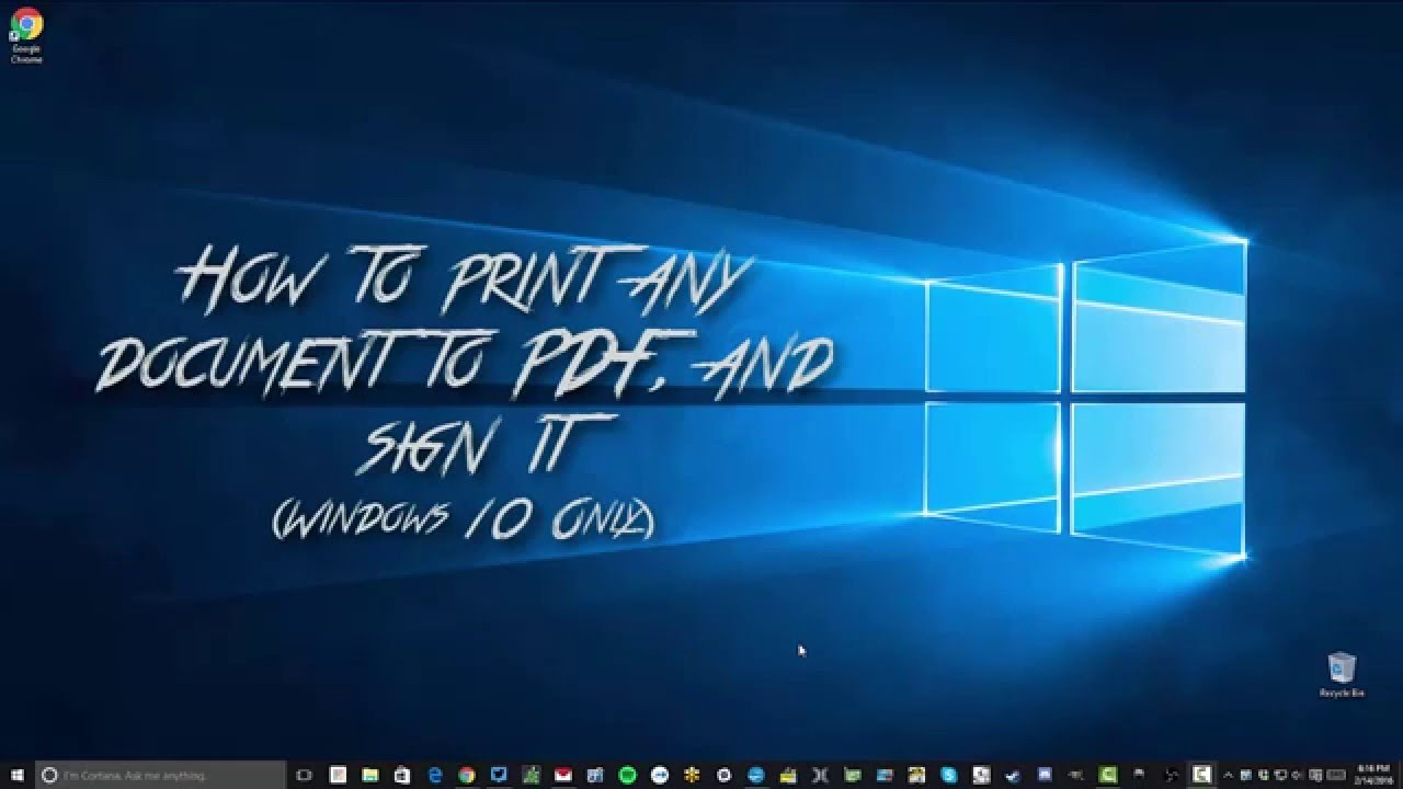 print to pdf windows 10
